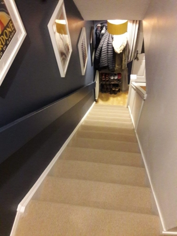 carpet, wool, stairs, storrington, west sussex